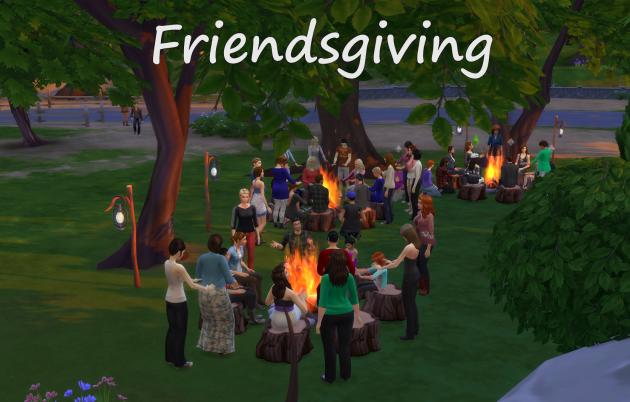 friendsgiving 2